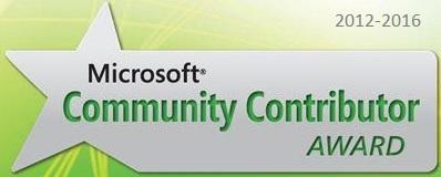 microsoftcommunitycontributor